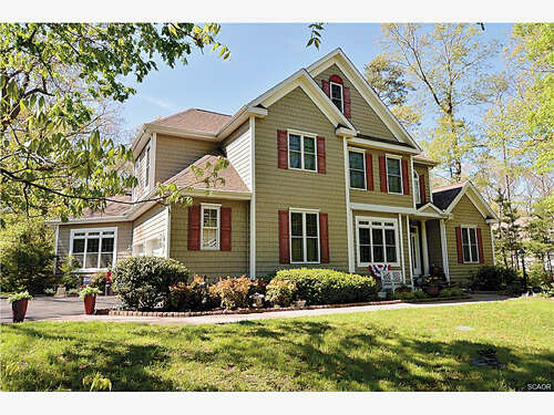 Single Family for Sale at 22771 Red Bay Lane Milton, Delaware 19968 United States