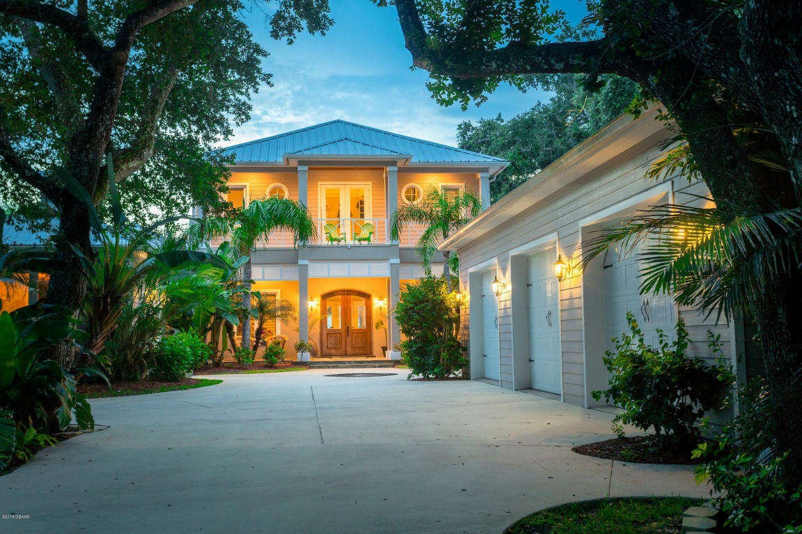 Single Family for Sale at 4926 Sailfish Drive Ponce Inlet, Florida 32127 United States