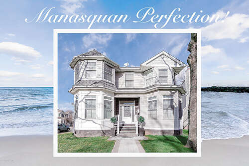 Single Family for Sale at 400 E Main Street Manasquan, New Jersey 08736 United States