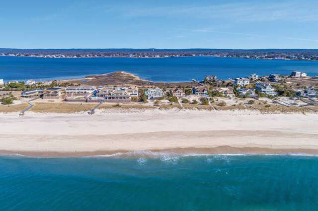 Single Family for Sale at 375 Dune Road Westhampton Beach, New York 11978 United States