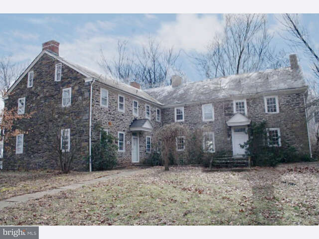 Single Family for Sale at 3805 Fretz Valley Road Ottsville, Pennsylvania 18942 United States
