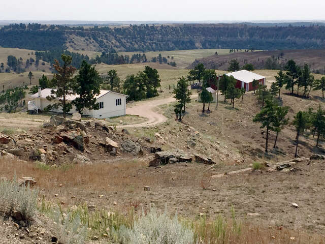 Single Family for Sale at 11684 Indian Canyon Road Edgemont, South Dakota 57735 United States