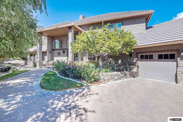Single Family for Sale at 2466 Geno Highlands Drive Genoa, Nevada 89411 United States