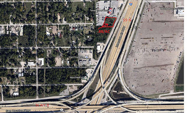 Land for Sale at 0 Eastex Freeway Humble, Texas 77396 United States