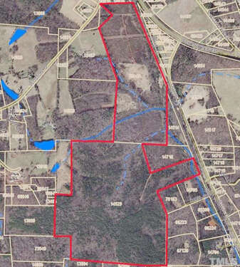 Land for Sale at 0 Old Us 421 Siler City, North Carolina 27344 United States