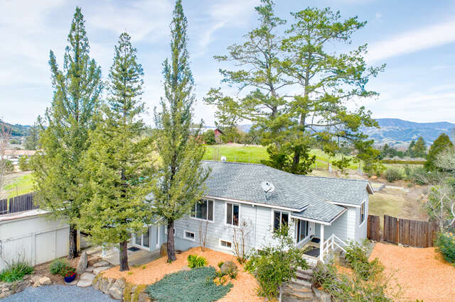 Single Family for Sale at 317 Alexander Valley Road Healdsburg, California 95448 United States