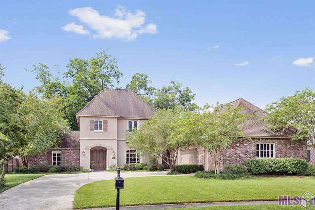Single Family for Sale at 11930 Lake Mist Baton Rouge, Louisiana 70810 United States