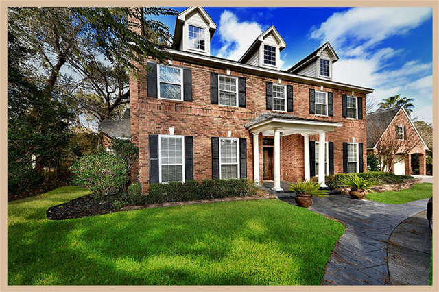Single Family for Sale at 59 Northgate Drive The Woodlands, Texas 77380 United States