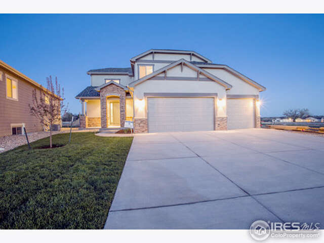Single Family for Sale at 4357 Cicely Ct Johnstown, Colorado 80534 United States