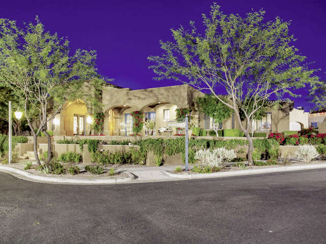 Single Family for Sale at 10248 E Mountain Spring Road Scottsdale, Arizona 85255 United States