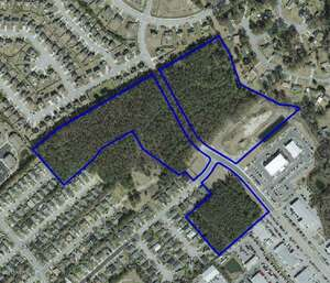 Land for Sale, ListingId:46234550, location: 000 Fairway Road Jacksonville 28546