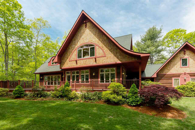 Single Family for Sale at 580 Bay Road Durham, New Hampshire 03824 United States