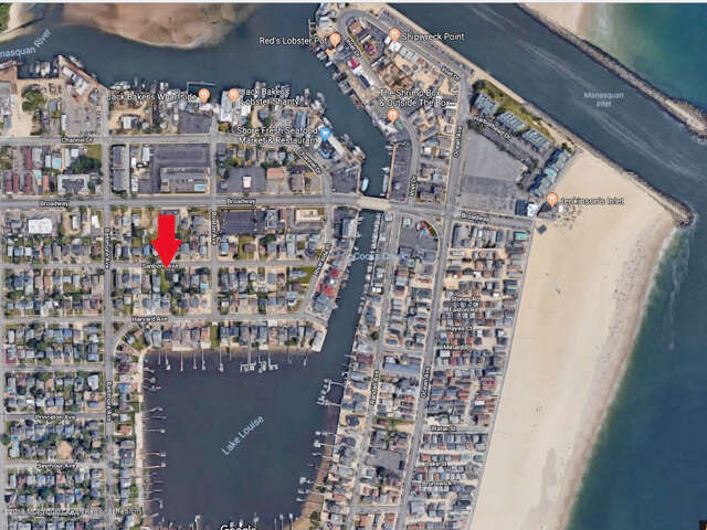 Single Family for Sale at 108 Sanborn Avenue Point Pleasant Beach, New Jersey 08742 United States
