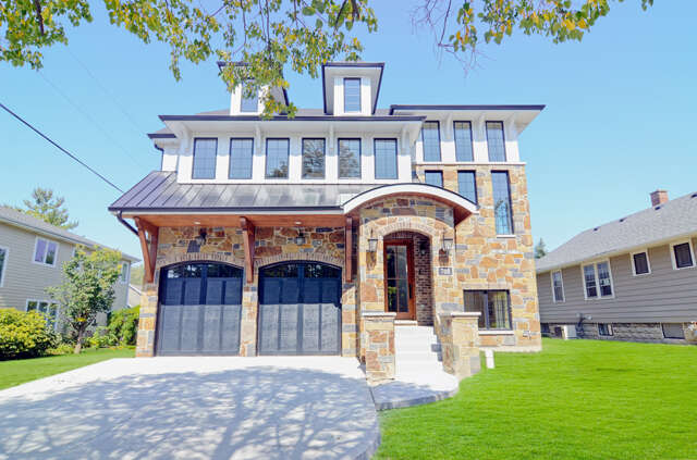 Single Family for Sale at 708 Franklin Street Downers Grove, Illinois 60515 United States