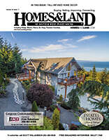 HOMES & LAND Magazine Cover. Vol. 35, Issue 11, Page 19.