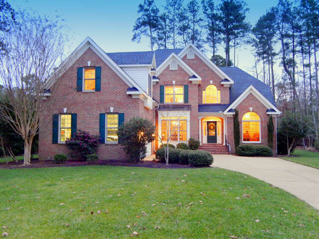 Single Family for Sale at 2828 Bennett's Pond Williamsburg, Virginia 23185 United States