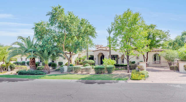 Single Family for Sale at 5001 E Orchid Ln Paradise Valley, Arizona 85253 United States