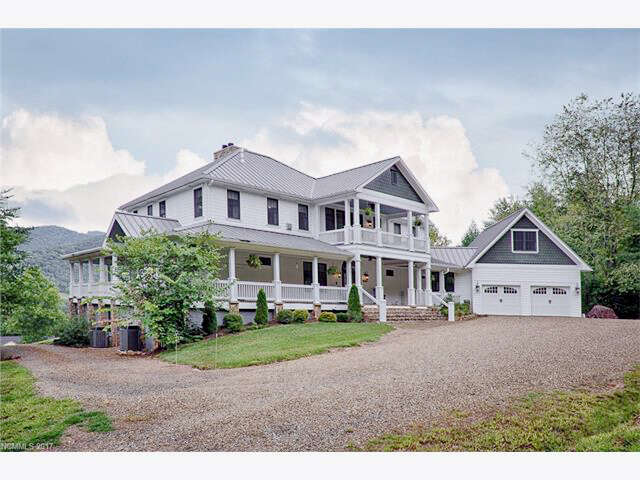 Single Family for Sale at 29 Bonnie Brae Drive Weaverville, North Carolina 28787 United States