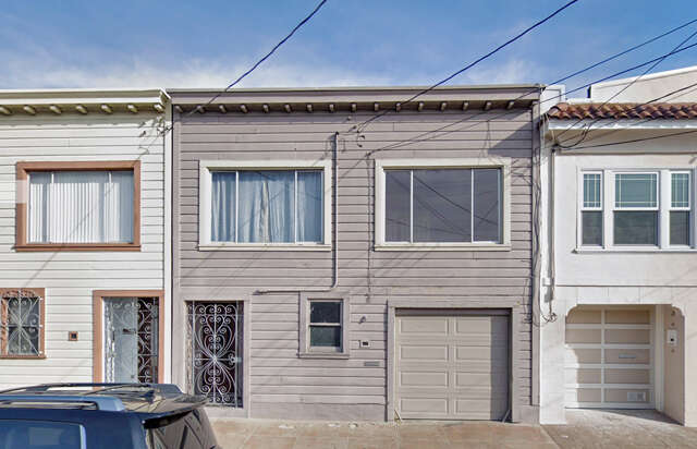 Single Family for Sale at 2042 Carroll Ave San Francisco, California 94124 United States