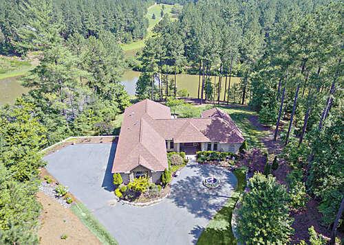 Single Family for Sale at 5773 Point Comfort Ln. Granite Falls, North Carolina 28630 United States