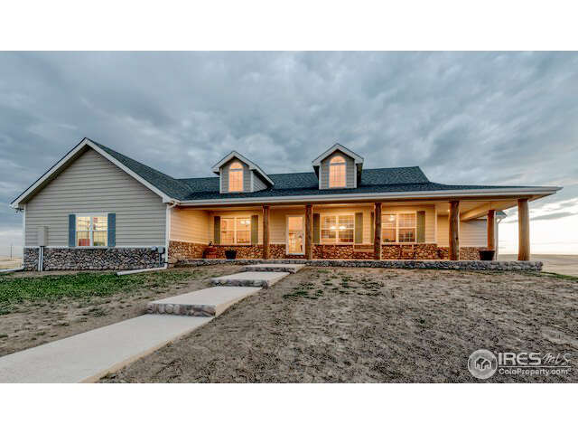 Single Family for Sale at 46702 County Road 17 Fort Collins, Colorado 80524 United States