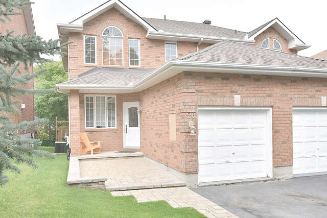 Home Listing at 26 Highmont Court, OTTAWA, ON