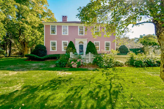 Single Family for Sale at 441 Route 6a Yarmouth Port, Massachusetts 02675 United States