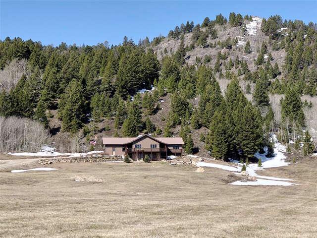 Single Family for Sale at 24 Buffalo Lance Cameron, Montana 59720 United States