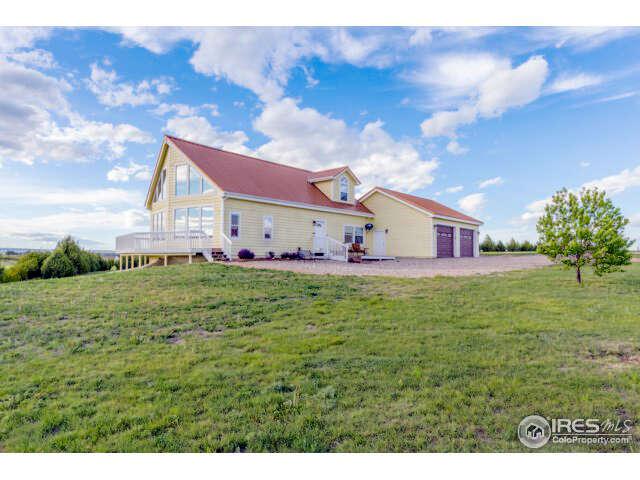 Single Family for Sale at 4595 E County Road 82 Wellington, Colorado 80549 United States