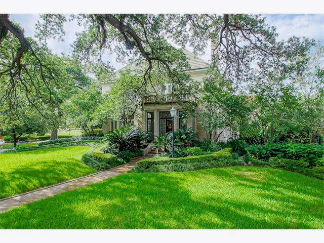 Single Family for Sale at 5200 St Charles Avenue New Orleans, Louisiana 70115 United States