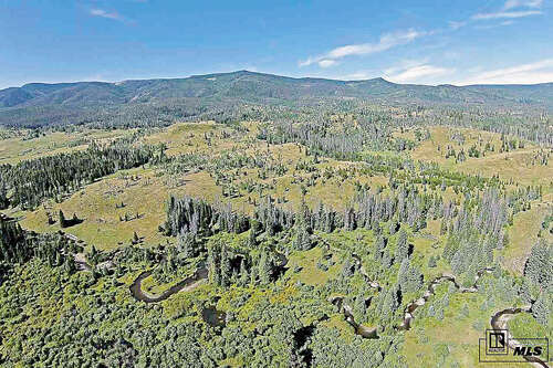 Single Family for Sale at 17905 County Road 16 Oak Creek, Colorado 80467 United States