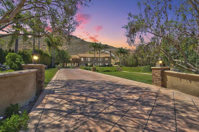 Single Family for Sale at 12432 San Sebastian Court Camarillo, California 93012 United States