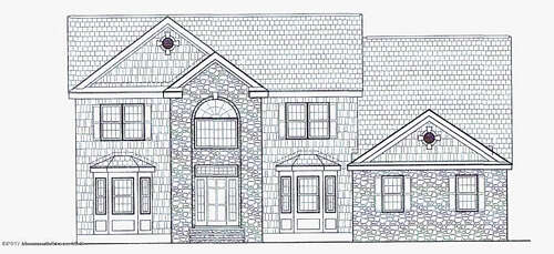 Single Family for Sale at 7 Cranberry Court Cream Ridge, New Jersey 08514 United States
