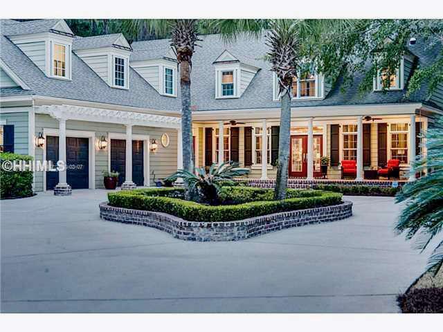 Single Family for Sale at 3 Mcguire Court Hilton Head Island, South Carolina 29926 United States