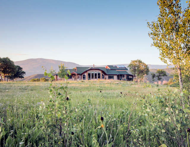 Single Family for Sale at 2651 Bear Ridge Road Basalt, Colorado 81621 United States