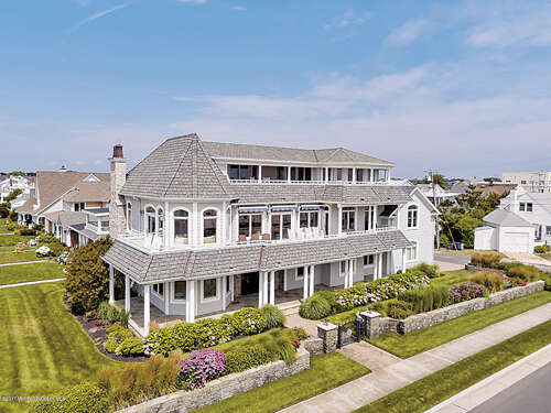 Single Family for Sale at 200 Ocean Avenue Avon By The Sea, New Jersey 07717 United States