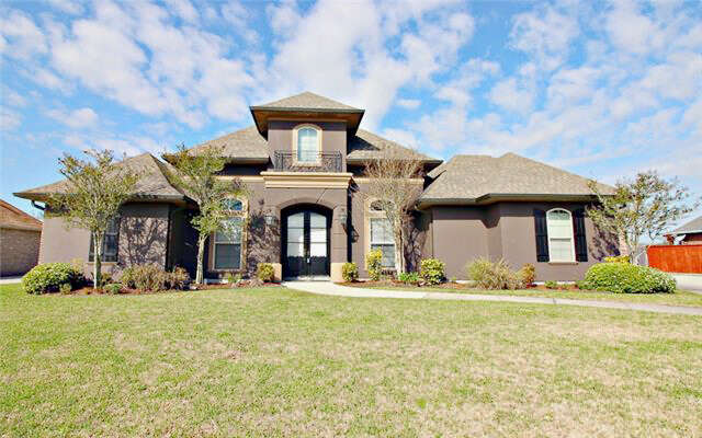 Single Family for Sale at 704 Spring Thyme Drive Belle Chasse, Louisiana 70037 United States