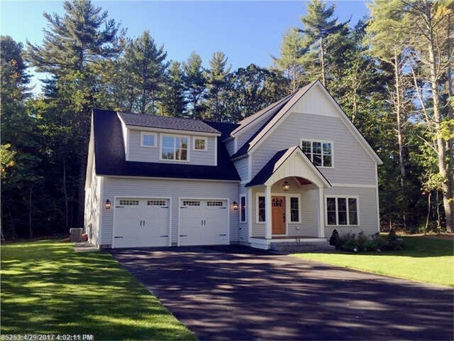 Single Family for Sale at Lot 8 Farm View Way Wells, Maine 04090 United States