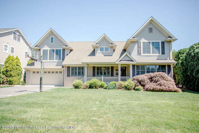 Single Family for Sale at 311 Washington Ave Sea Girt, New Jersey 08750 United States