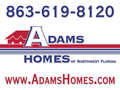 Adams Homes, Lakeland FL