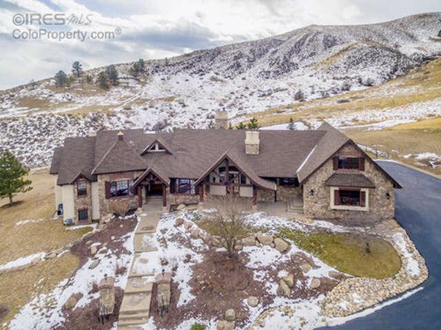 Single Family for Sale at 3054 Suri Trl Bellvue, Colorado 80512 United States