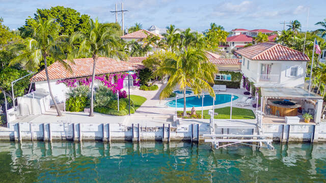 Single Family for Sale at 22 Hilton Haven Road Key West, Florida 33040 United States