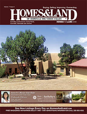 HOMES & LAND Magazine Cover. Vol. 17, Issue 06, Page 15.
