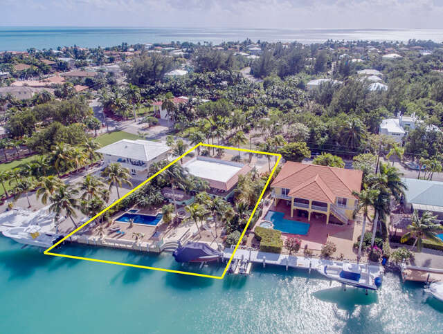 Single Family for Sale at 146 N Indies Drive Duck Key, Florida 33050 United States