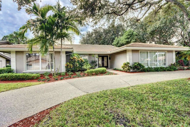 Single Family for Sale at 3500 Pine Lake Court Delray Beach, Florida 33445 United States