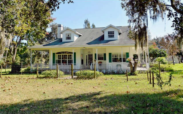 Single Family for Sale at 3410 N 272nd Street Myakka City, Florida 34251 United States