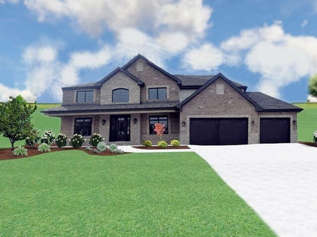 New Construction for Sale at 12428 Province Drive Lemont, Illinois 60439 United States