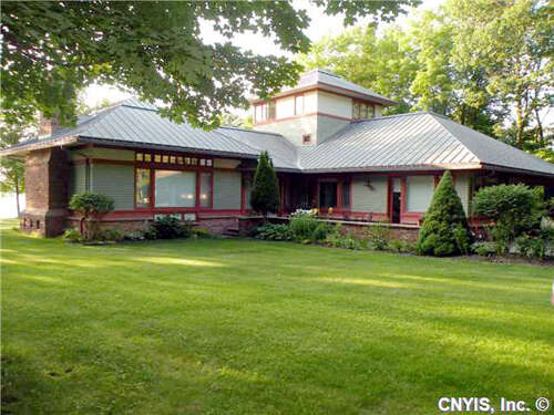 Single Family for Sale at 101 Riverview St. Morristown, New York 13664 United States