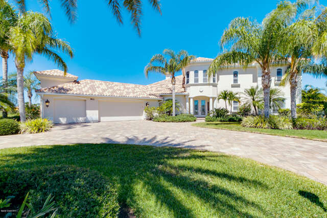 Single Family for Sale at 911 Preakness Place Rockledge, Florida 32955 United States