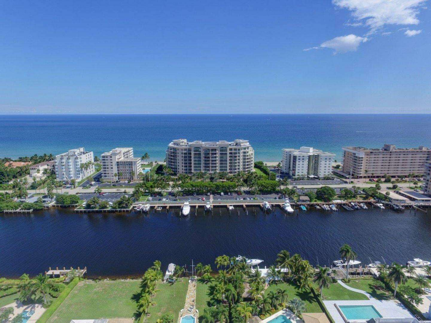 Single Family for Sale at 1063 Hillsboro Mile Hillsboro Beach, Florida 33062 United States
